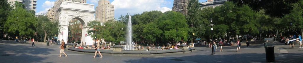 Photo: The Washington Square Park Association